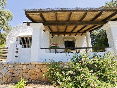 Out vakantiehuis e and 0021 alora malaga 4 personen - Buiten villa outs ...