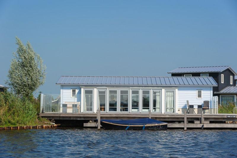 Vakantiehuizen voor een visvakantie for Viswater te koop belgie