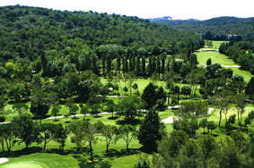 Golf Country Club Cannes-Mougins