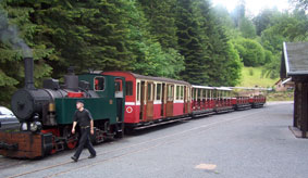 Train Forestier d'Abreschviller
