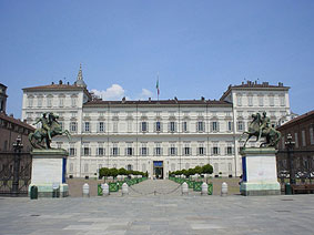 Palazzo Reale in Napels